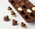 cokelat cinta Hearts