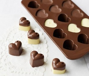 chocolat l'amour Hearts