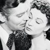 Clark and Vivien Leigh