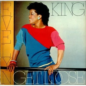 "1982 RCA Evelyn King Release, ""Get Loose"""