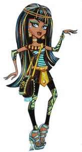 Cleo de Nile Monster High images Back to school Cleo wallpaper