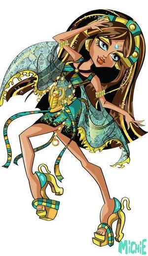 Dance Class Cleo