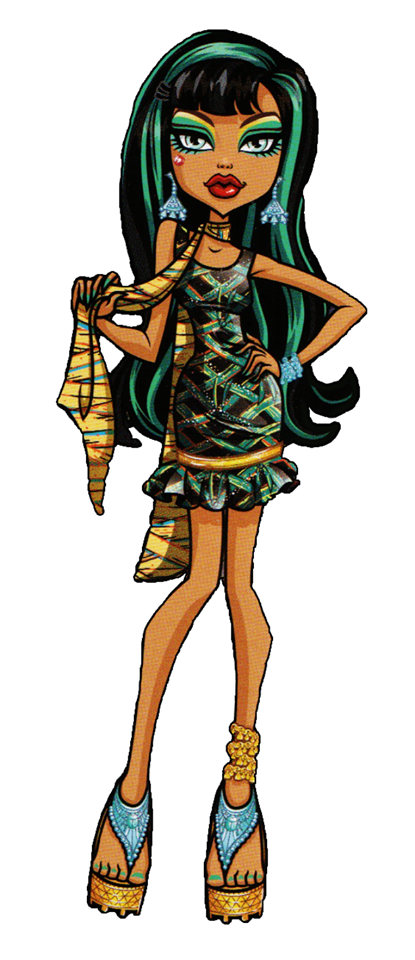 Cleo de Nile Monster High images Cleo in Scaris wallpaper and