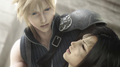 Cloud & Tifa - cloud-strife photo