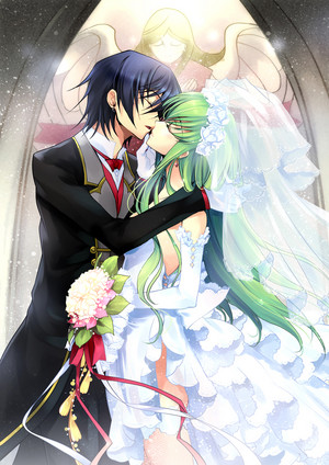 lelouch and C.C. [You and I]