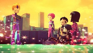 The Lyoko Warriors