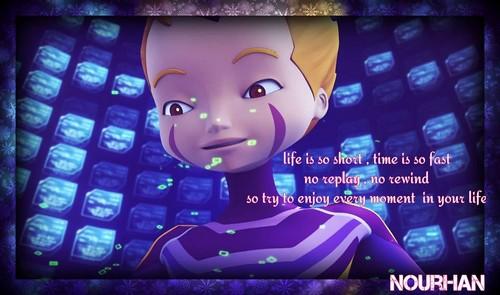 Code Lyoko fond d'écran entitled Odd Della Robbia