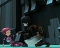 William helping Aelita