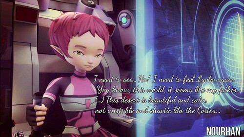Code Lyoko kertas dinding possibly containing a sign entitled Code Lyoko / Evolution