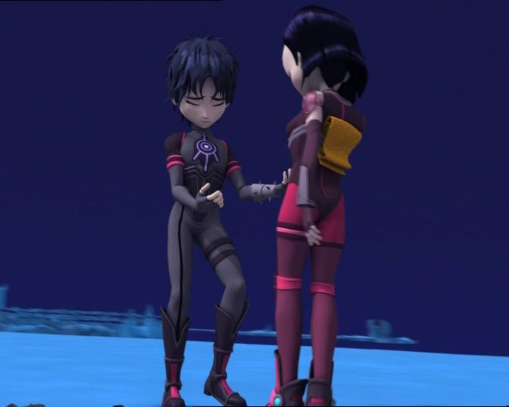 screen Code Lyoko