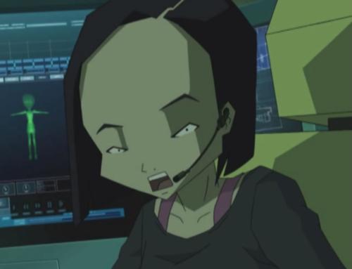 Code Lyoko fond d'écran entitled Yumi Ishiyama
