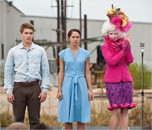 Cody in The Starving Games