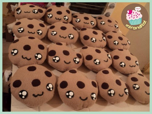 biscuits, biscuits, cookies fond d'écran titled biscuits, cookies plush... >w<