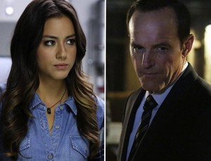 Phil Coulson and Skye