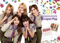 Crayon Pop Ambassador Posters for Korea Scout Association - crayon-pop wallpaper