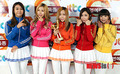 Crayon Pop after winning the Rookie Award at The 28th Golden Disk Awards - crayon-pop photo