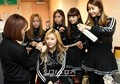 Crayon Pop backstage at The 28th Golden Disk Awards - crayon-pop photo