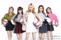 Crayon Pop's Photoshoot Uploaded on Weibo - crayon-pop photo
