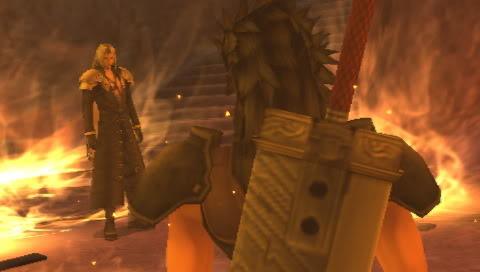 Shinra Soldier Crisis Core Final Fantasy Vii Photo