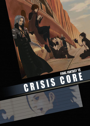 FF7 Crisis Core