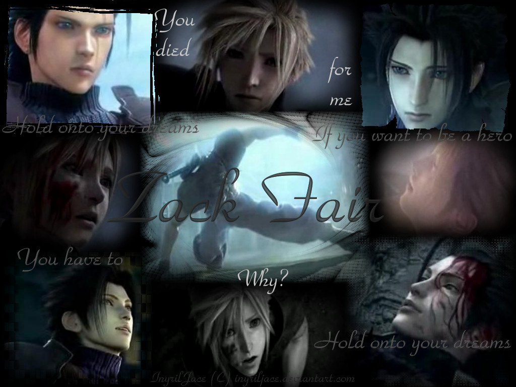 Crisis Core Final Fantasy Vii Images Ff7 Crisis Core Hd Wallpaper