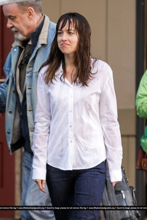 Fifty Shades of Grey – On Set - January 16th
