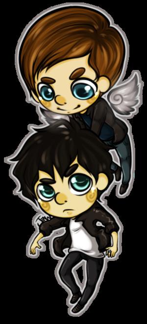 Alaric and Damon