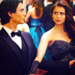 Damon and Elena - damon-and-elena icon