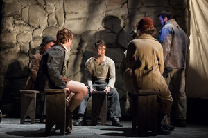 'The Cripple Of Inishmaan' Practice (Fb.com/DanielJacobRadcliffefanclub)