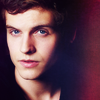 Daniel Sharman picha with a portrait titled Teen mbwa mwitu 3B