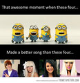 Minions! LOL!!! - despicable-me photo