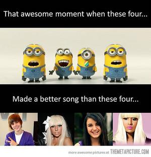 Minions! LOL!!!