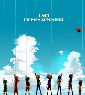 08/01 Digimon Adventure