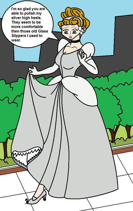 Shine for Cinderella