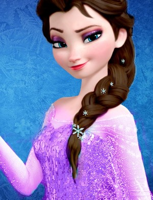 *Elsa new color*