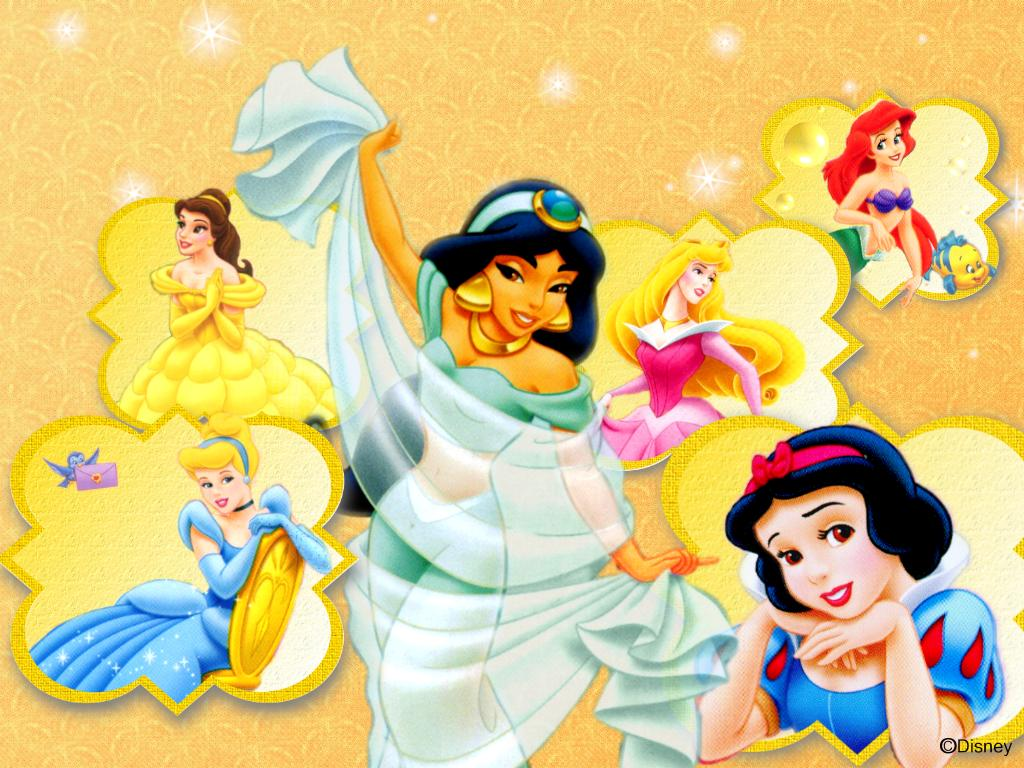 Disney-princess Fan Art