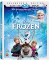 Frozen DVD  - disney-princess photo