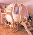 Cinderella bed - disney-princess photo