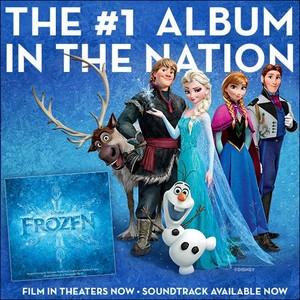 Frozen - Uma Aventura Congelante album