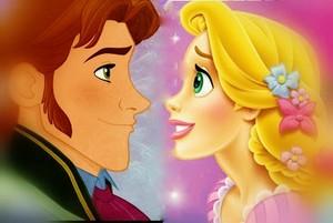 Hans/Rapunzel