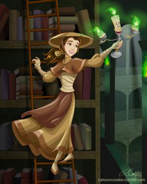 Belle Librarian