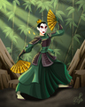 Mulan of the Kyoshi Warriors - disney-princess photo
