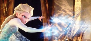 Elsa VS The Guards
