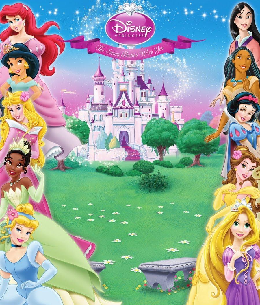Дисней princesses ♥