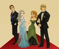 Frozen Ready for the Oscars