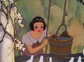Snow White's average girl look - disney-princess photo
