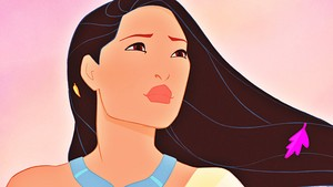 ডিজনি Princess Screencaps - Pocahontas