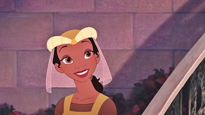 迪士尼 Princess Screencaps - Princess Tiana