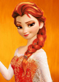 elsa the feuer Queen