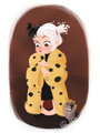 Cruella Devil - disney-villains fan art